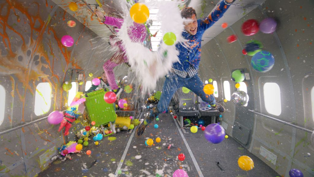 Creative + Technical = OK GO