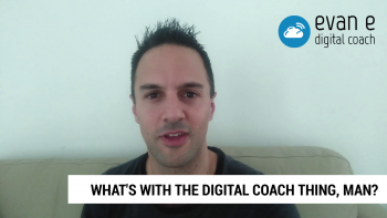 What is digital coaching?